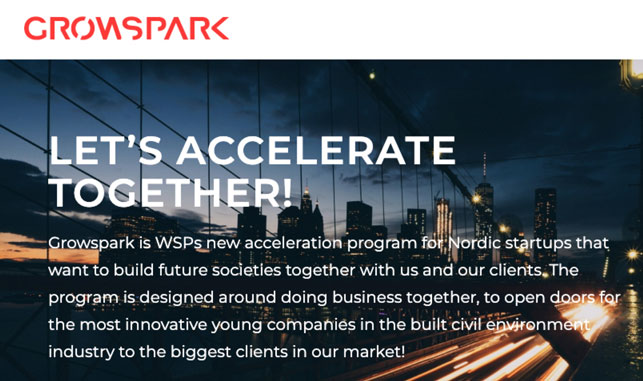 Snapshot of Growspark.com