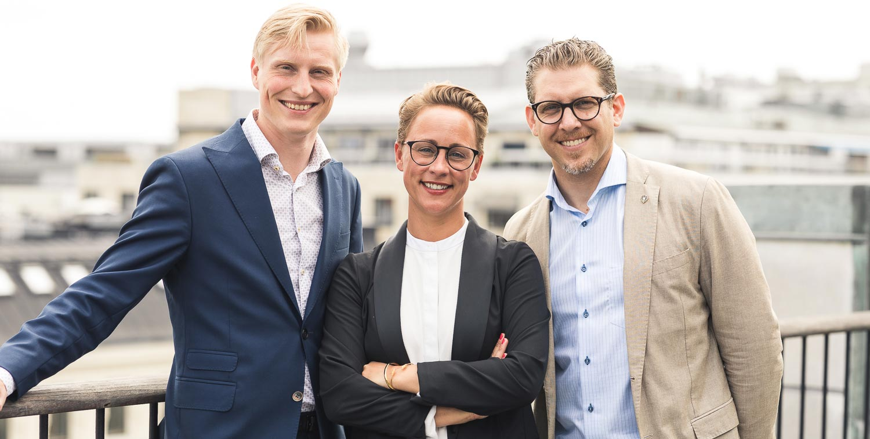 The Eicorn AB management team